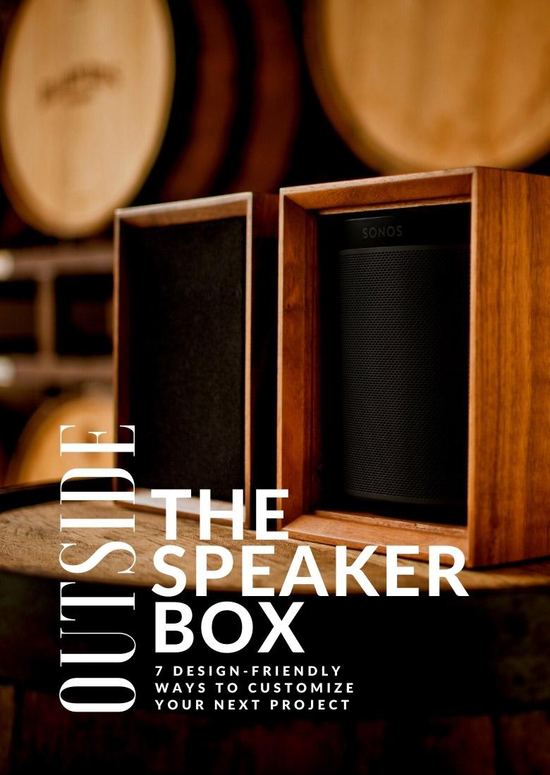 Outside the (Speaker) Box